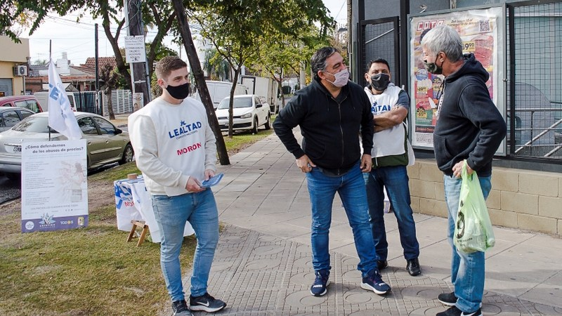 """Adrián Grana: """"Hay que dar la pelea contra los formadores de precios de los alimentos"""""""