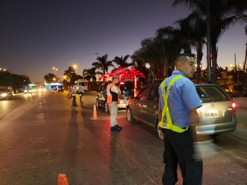 Por el incremento de los controles realizados por la Municipalidad de Escobar, durante el último fin de semana  no se registraron fiestas clandestinas y en comparación con el mes pasado bajaron un 75%