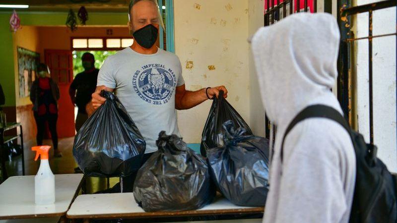 Por las gestiones del Municipio, se incrementó a más de 50 mil la cantidad de módulos alimentarios del SAE
