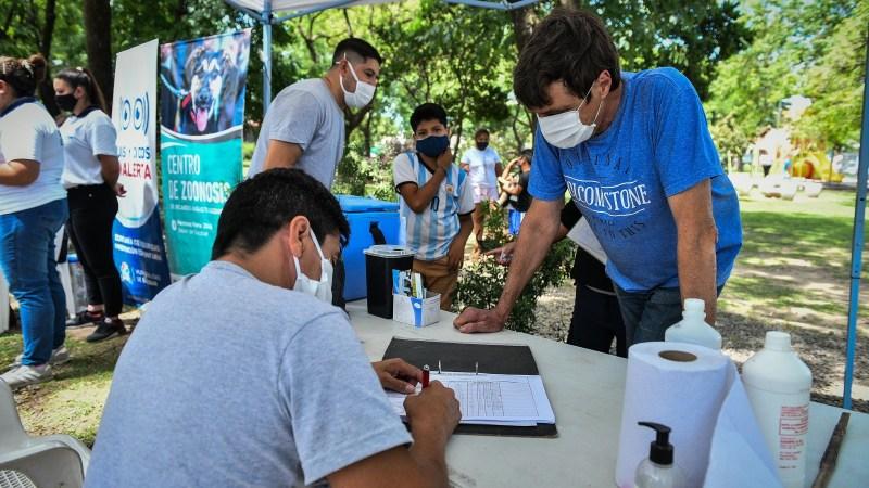 La Municipalidad realiza operativos sanitarios en Belén de Escobar, Garín, Maquinista Savio e Ingeniero Maschwitz