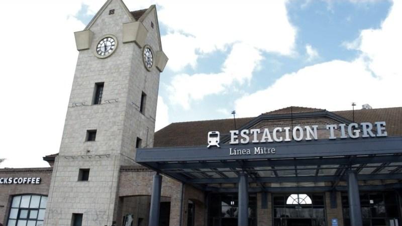 Avanza la puesta en Valor de la Estación Tigre