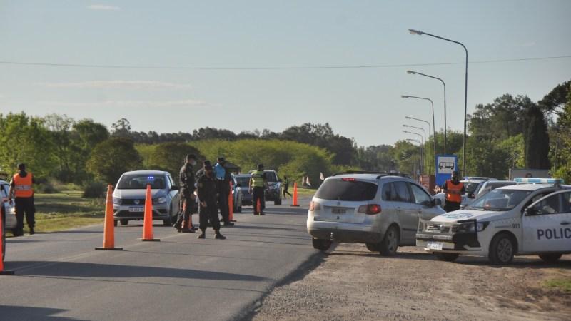 Operativo Policial en Pavón