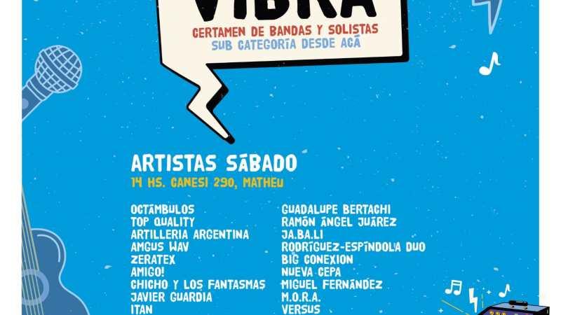 Hoy arranca la cuarta edición de ESCOBAR VIBRA