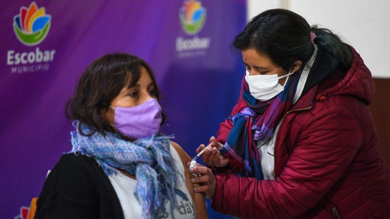 Covid-19: en Escobar bajaron los contagios un 95% y se redujo notablemente la ocupación de camas de terapia intensiva