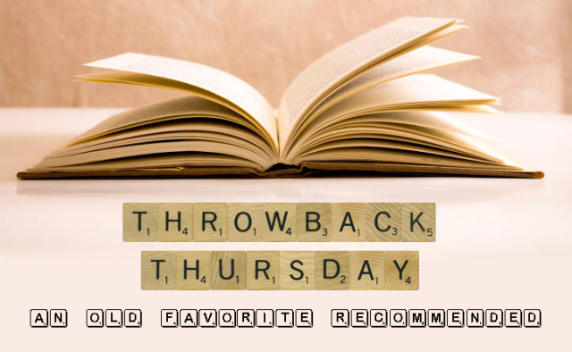 Throwback Thursday using Scrabble letters