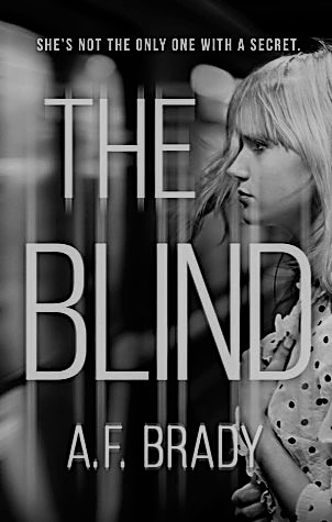 #Review: #TheBlind by #author A.F. Brady @goodreads #Goodreads