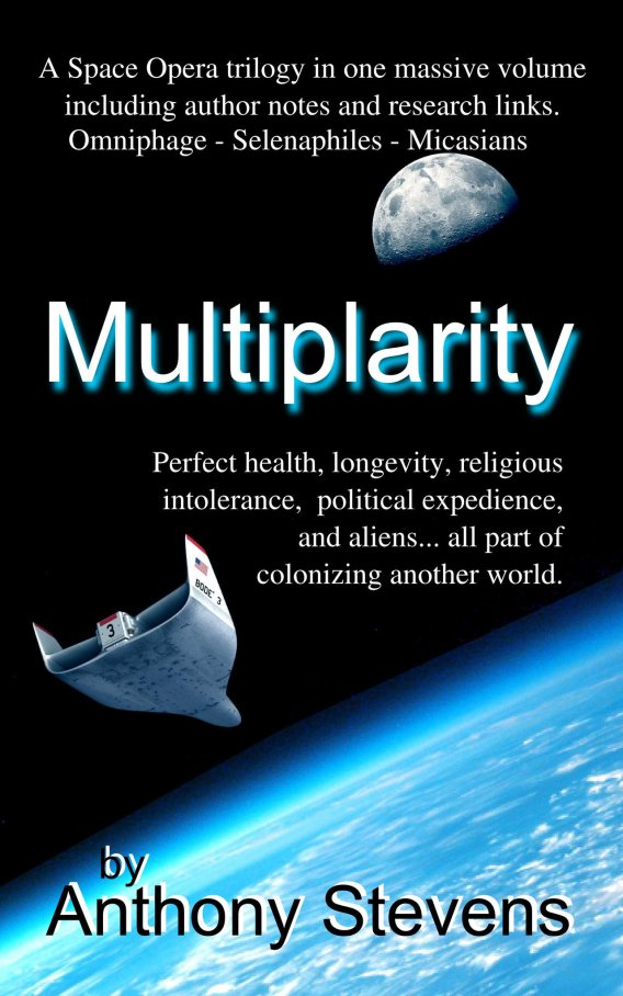 Multiplarity by Anthony Stevens