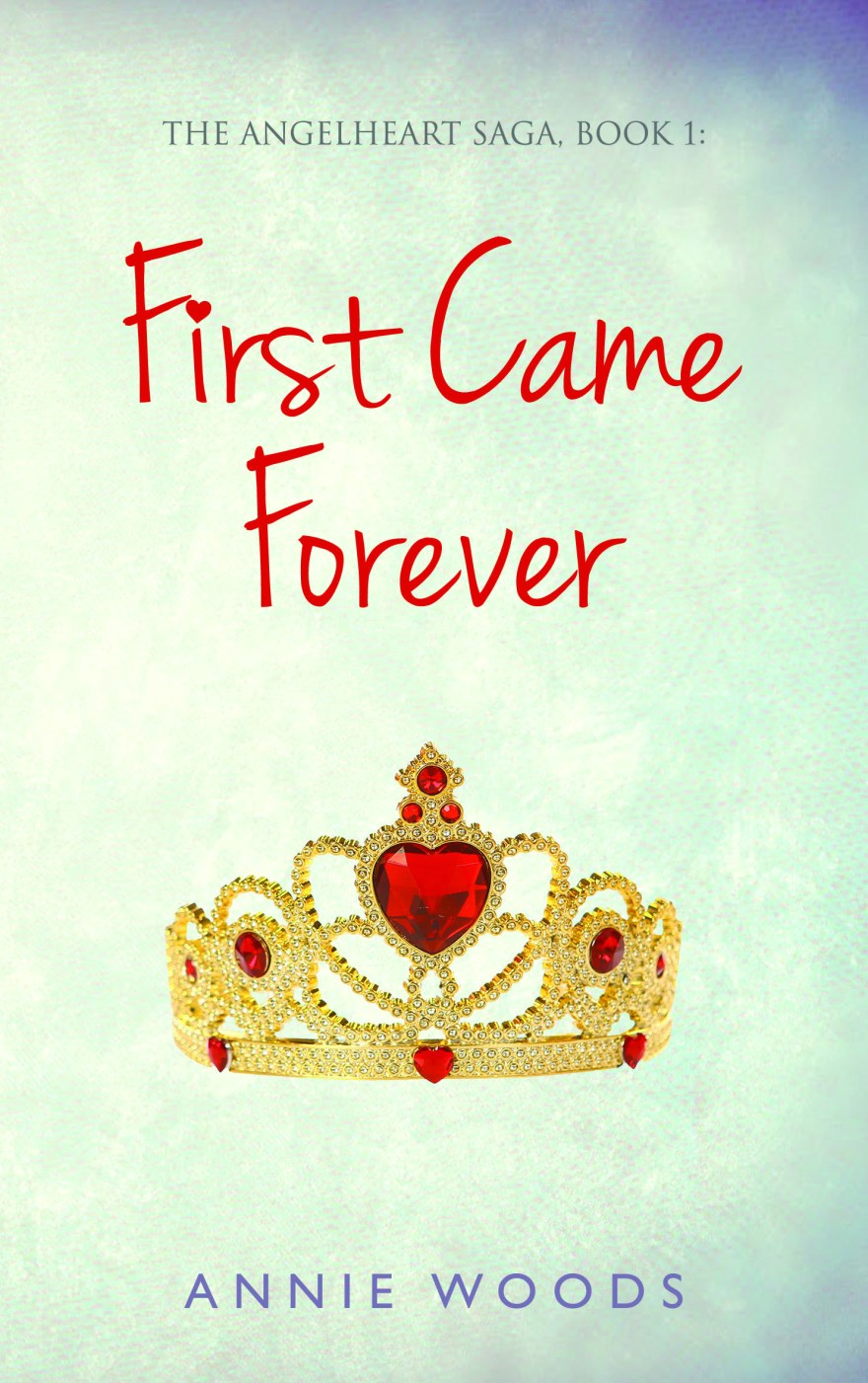 Cover First Came Forever original