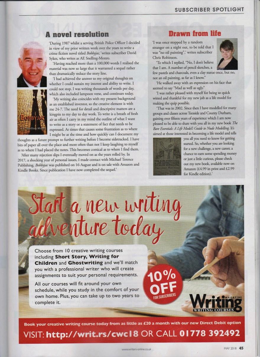 Magazine Article David