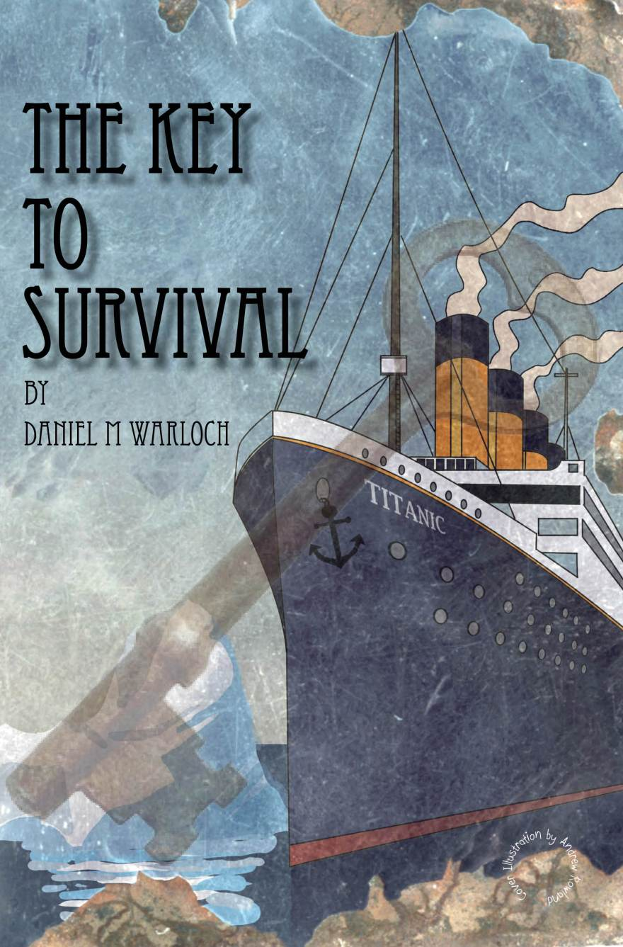 KEY TO SURVIVAL E COVER V3