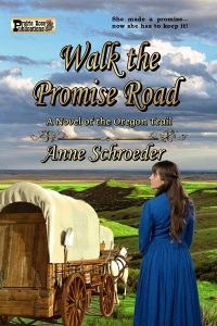 Walk the Promise Road by Anne Schroeder