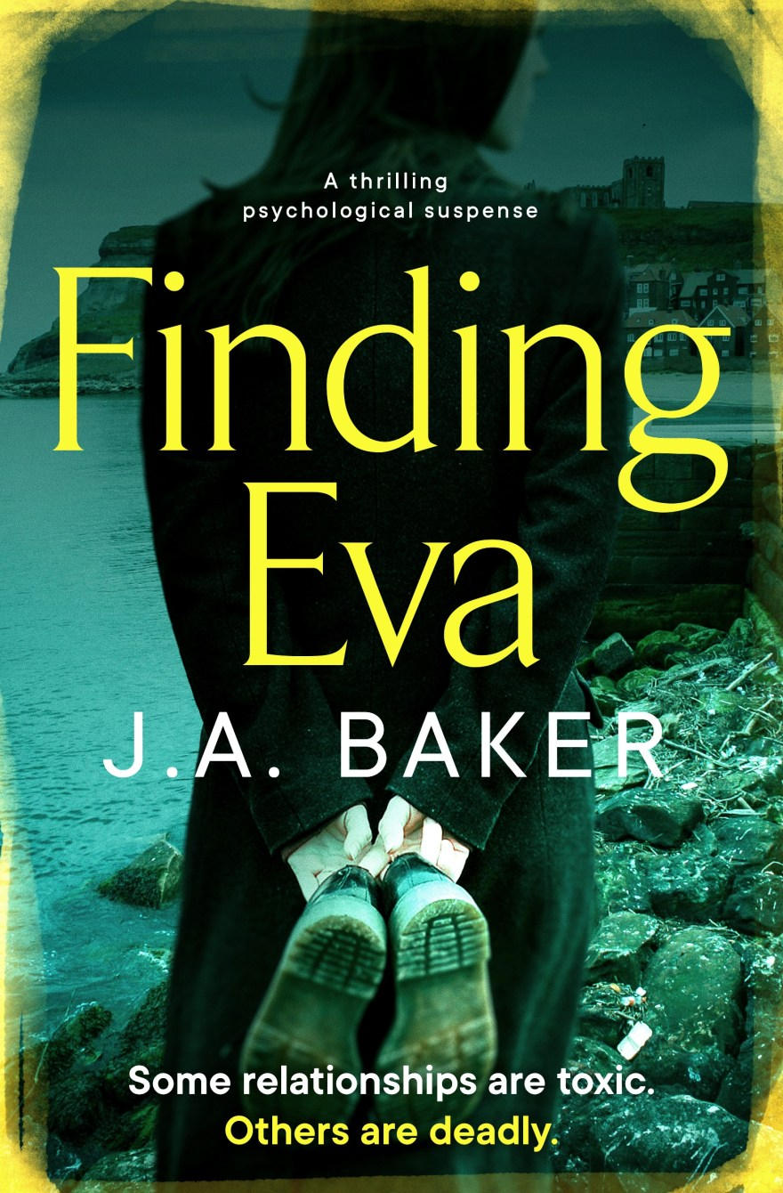 J.A. Baker - Finding Eva_cover_2_high res