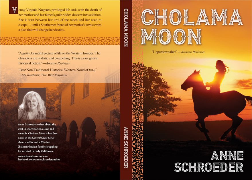 Cholama Moon by Anne Schroeder (Central Coast Series, #)