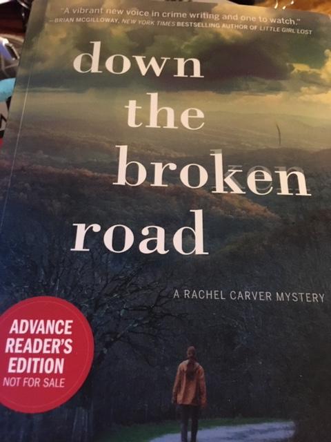 Down the Broken Road by JR Backlund on Alternative-Read.com.
