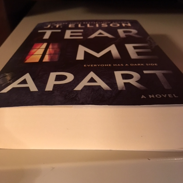 Tear Me Apart by J.T. Ellison   Alternative-Read.com