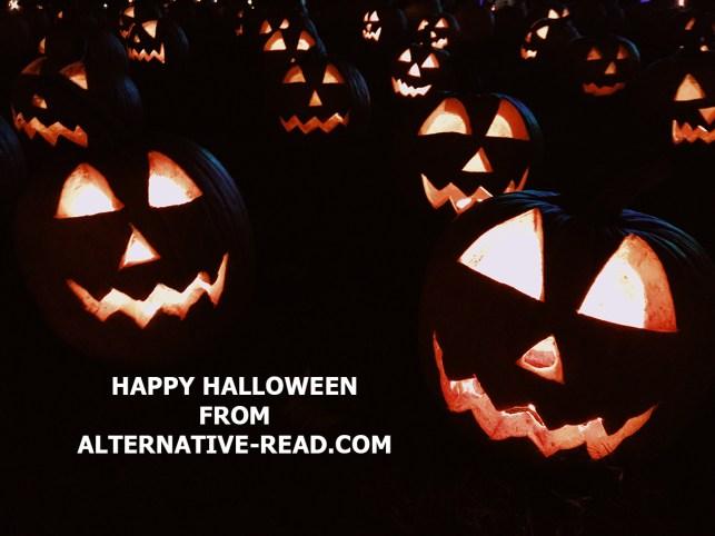 Happy Halloween from Alternative-Read.com