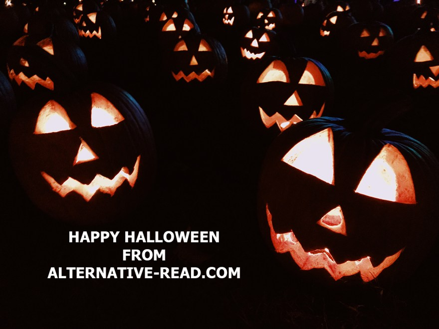 Happy Halloween from Alternative-Read.com