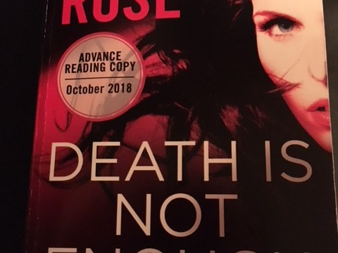 Death is Not Enough | Karen Rose | Alternative-Read.com