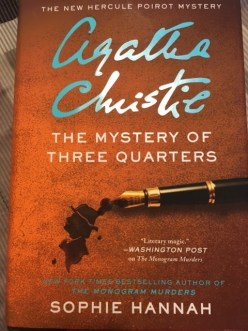 Agatha Christie The Mystery of Three Quarters by Hannah Sophie | Alternative-Read.comAgatha Christie The Mystery of Three Quarters by Hannah Sophie | Alternative-Read.com