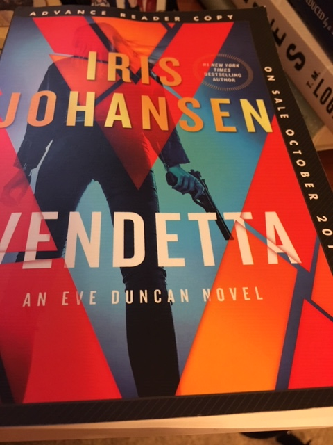 Vendetta by Iris Johansen on Alternative-Read.com
