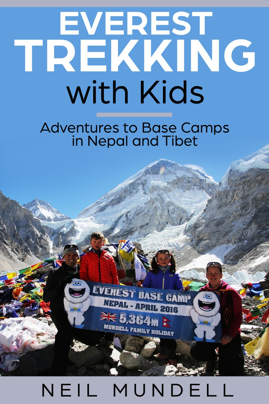 2. Everest Trekking With Kids