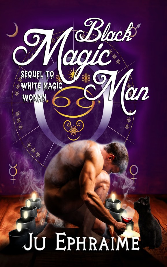10. Black Magic Man by Ju Ephraime