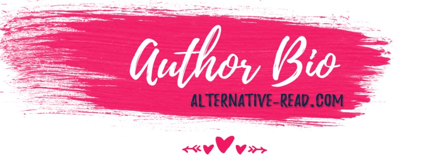 Author Bio | Alternative-Read.com