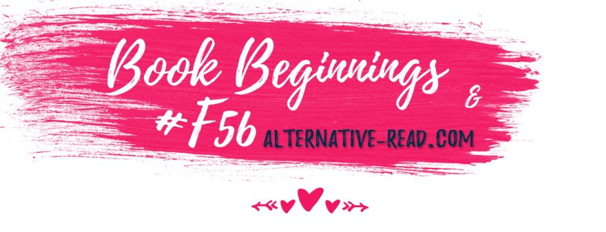Book beginnings & F56 on Alternative-Read.com