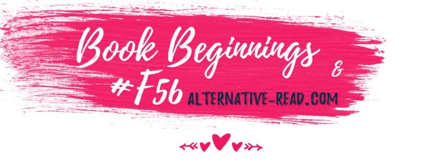 Book beginnings & F56 on Alternative-Read.com