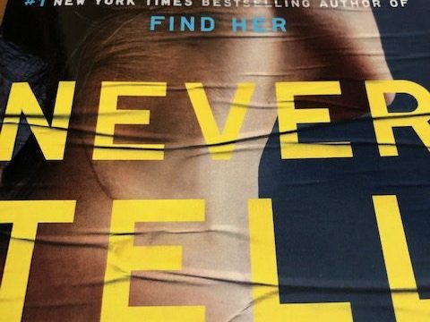 Never Tell by Lisa Gardner on Alternative-Read.com