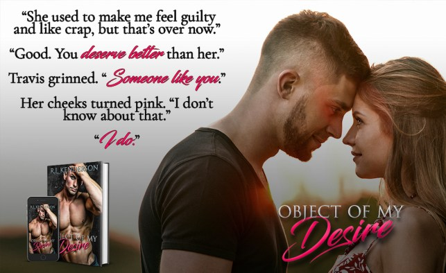 "Object of My Desire  by K.L. Kenderson on <a href=""https://Alternative-Read.com"">Alternative-Read.com</a>"