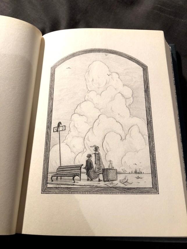 The Vile Village by Lemony Snicket | Alternative-Read.com