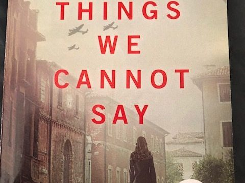The Things We Cannot Say by Kelly Rimmer | Alternative-Read.com