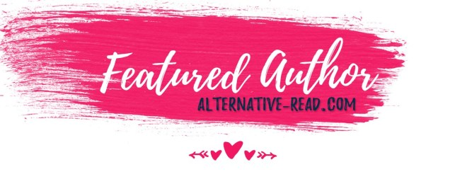 Featured Author on #AltRead