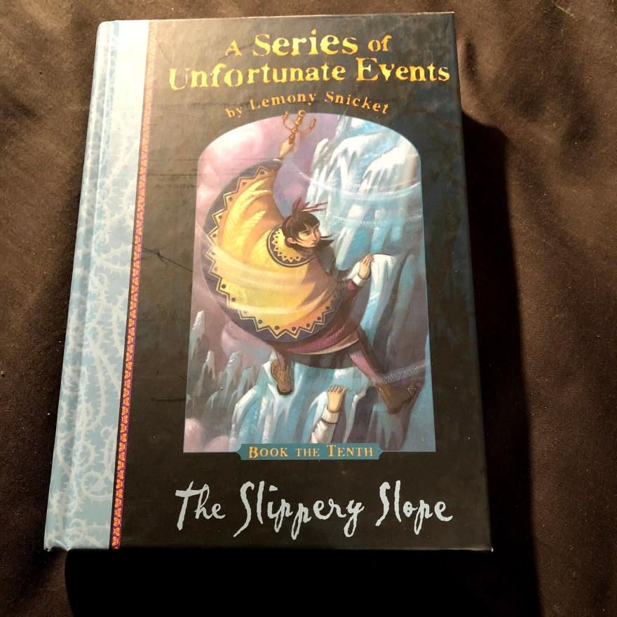 The Slippery Slope (A Series of Unfortunate Events) by Lemony Snicket on Alternative-Read.com
