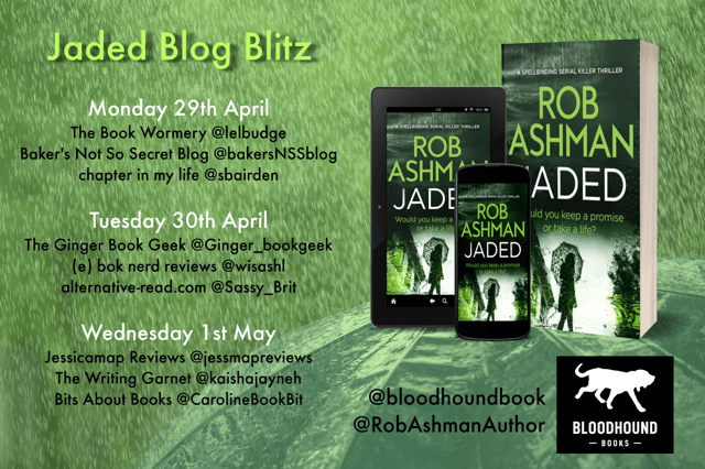 Jaded Blog Blitz