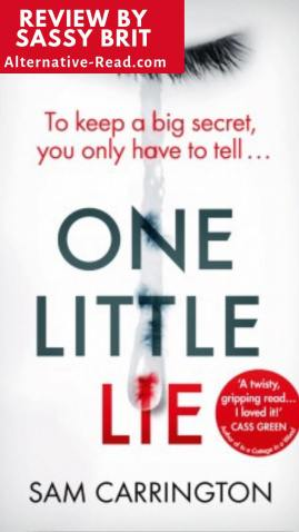 Review by Sassy Brit - One Little Lie
