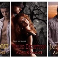 Trust Me Series, featuring #author Amy Romine @AmyJRomine on #AltRead!