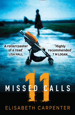 11 Missed Calls by Elizabeth Carpenter - A Sassy Brit Review from Alternative-Read.com