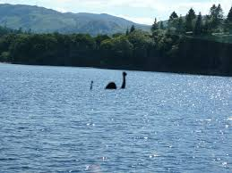 Loch Ness Monster Fun - featuring author Phil Horey