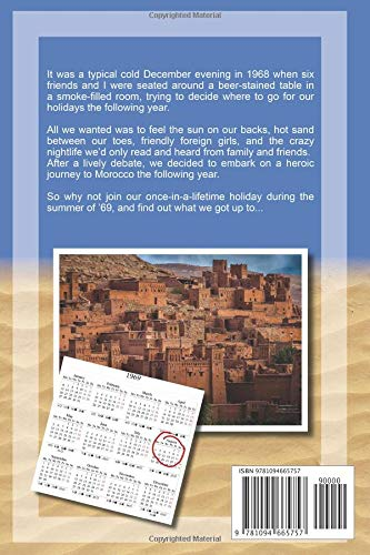 Morocco or Bust by Michael Rowland on Alternative-Read.com