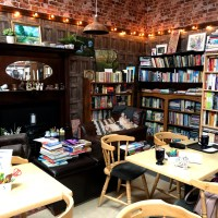 Community Book Watch : The Book Warren and Cafe - Best Bookshop Winner!