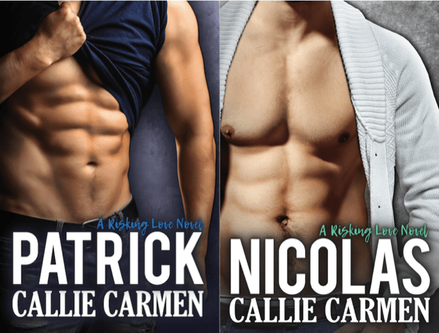 What's on your desk, Wednesday? Callie Carmen Reveals All...  #AuthorSpotlight #Interview with @Callie_Carmen