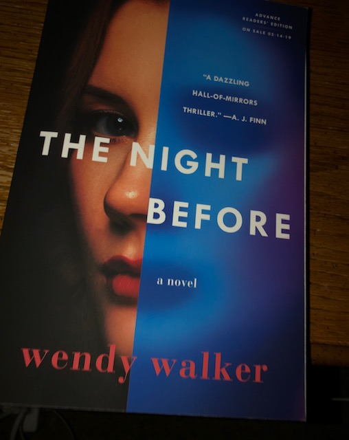 Fast-paced story and clever misdirection! Welcome Wendy Walker  #interview #SaturdayShare @Wendy_Walker