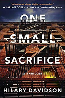 One Small Sacrifice by Hilary Davidson