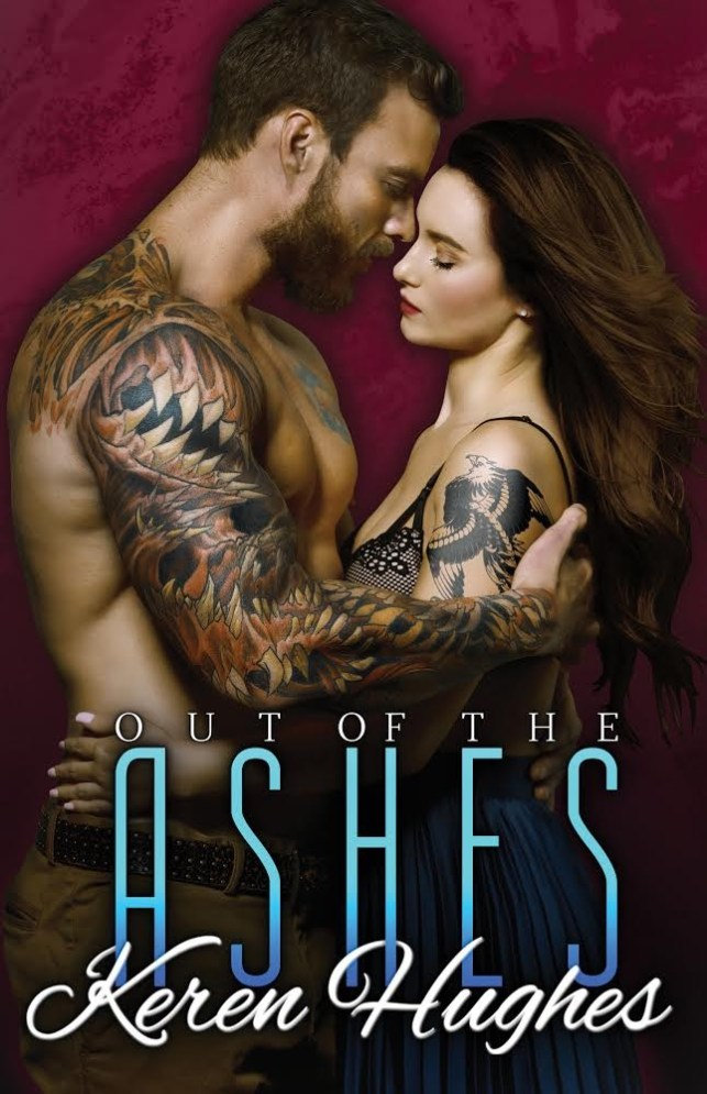 Out of the Ashes by Keren Hughes