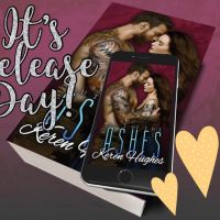 OUT OF THE ASHES Book Birthday with #author Keren Hughes @Keren_Hughes #Giveaway! INTL