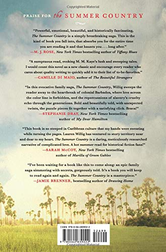 The Summer Country by Lauren Willig - Back of the Book Blurb