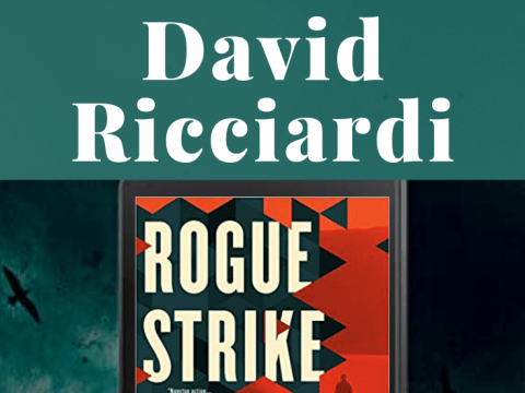 Saturday Spotlight Interview with David Ricciardi