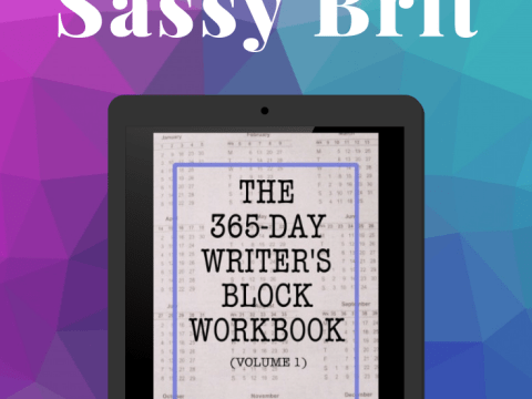 Review of Morgen Bailey's book - 365 Day Writers Block Workbook by Sassy Brit on Alternative-Read.com
